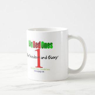 Big Red Ones Team Mug