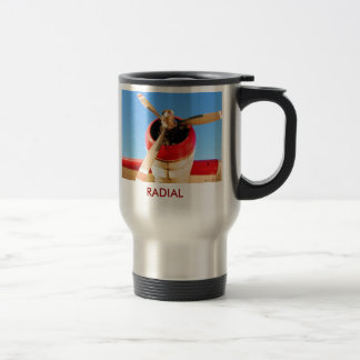 Big Red Radial, RADIAL Coffee Mug