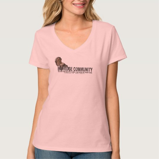 Big Ridge Community 2013 Ladies T-Shirt
