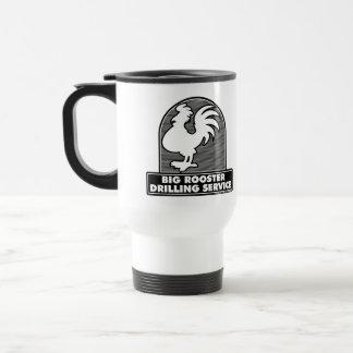 Big Rooster Drilling Service Mug