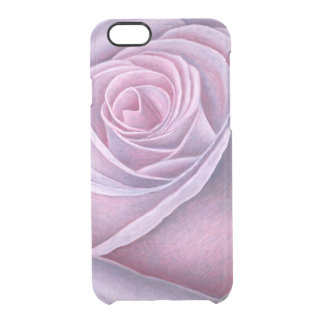 Big Rose 2003 Clear iPhone 6/6S Case