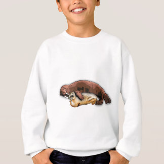 BIG Russ ... Loves his Mom, very much. Sweatshirt