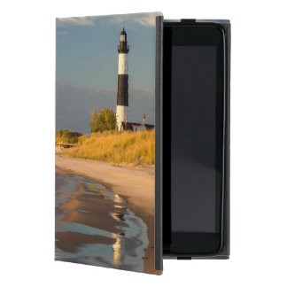 Big Sable Point Lighthouse On Lake Michigan 2 iPad Mini Cover
