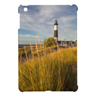 Big Sable Point Lighthouse On Lake Michigan Case For The iPad Mini