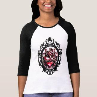 big sacred heart frame shirt