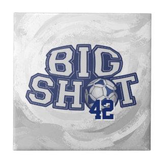 Big Shot Soccerball Tile