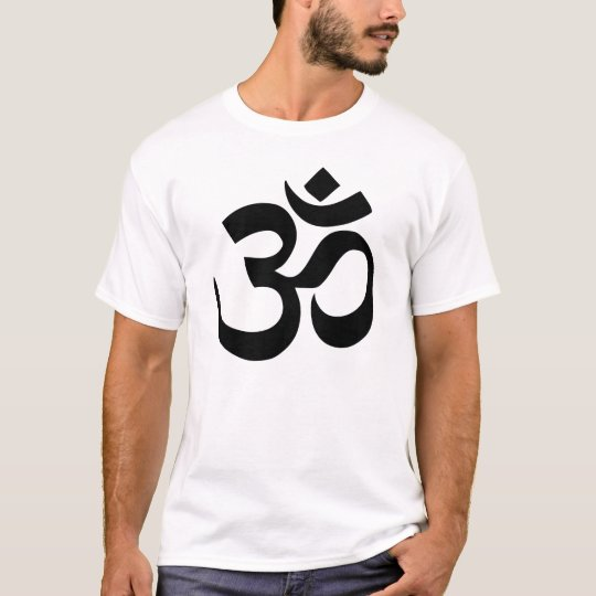 Big Simple OM AUM Symbol Zen Meditation Yoga