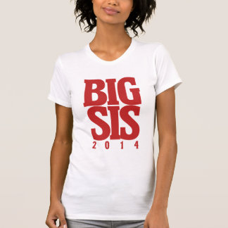 Big SIS 2014 T-Shirt