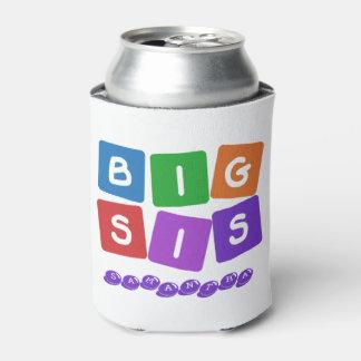 Big Sis custom name can cooler