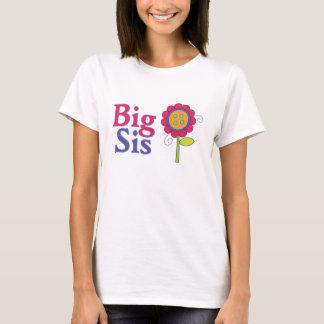 Big Sis Cute Flower 2 T-Shirt