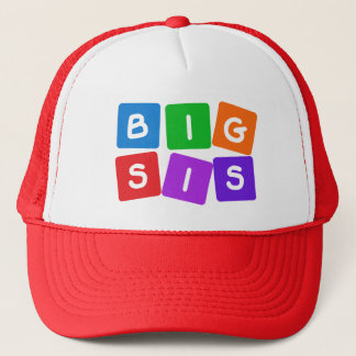Big Sis hats