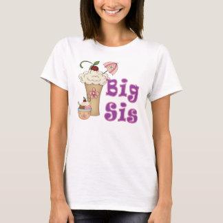 Big Sis Ice Cream T-Shirt