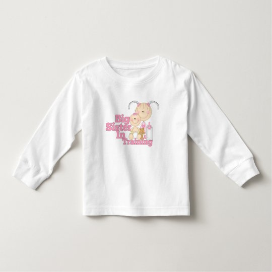 Big Sis In Training Toddler T-Shirt