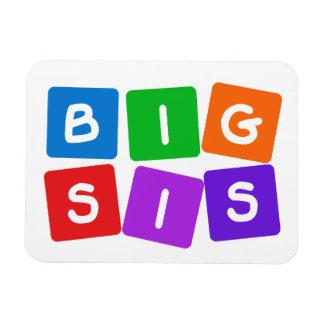 Big Sis magnet