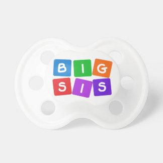 Big Sis pacifier