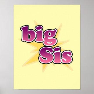 Big Sis Posters