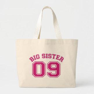big sister 09 tote bags