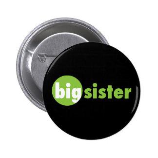 Big Sister 6 Cm Round Badge