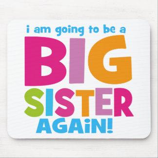 Big Sister Again Mousepads