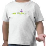 big sister butterfly shirt