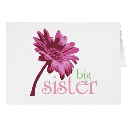 Big Sister Card