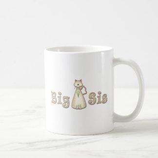 Big Sister Cat Mug