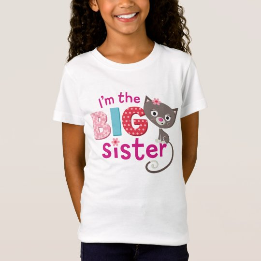 BIG sister cat T-Shirt