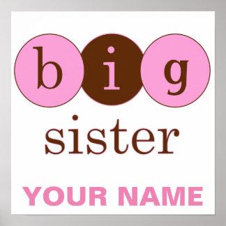 Big Sister - Circles Poster