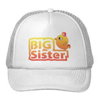 Big sister cute chicken bird hat