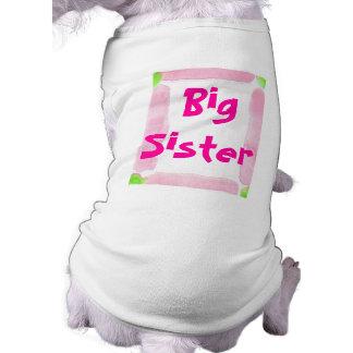 Big Sister Doggy T-shirt
