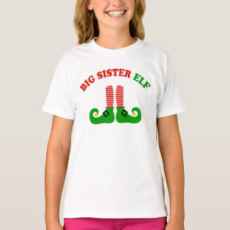 Big Sister elf T-Shirt