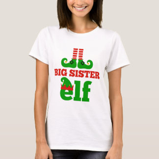 Big Sister elf T-Shirt