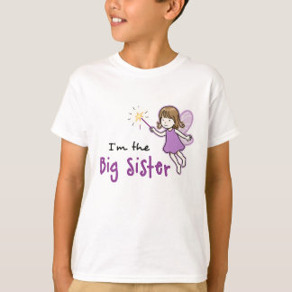 Big Sister - Fairy t-shirts