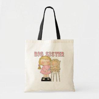 Big Sister Gift Tote Bags