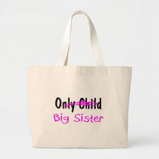 Big Sister Jumbo Tote Bag