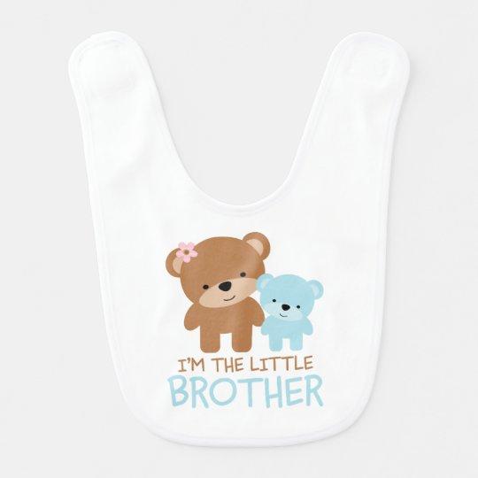 Big Sister Little Brother Bears Bib
