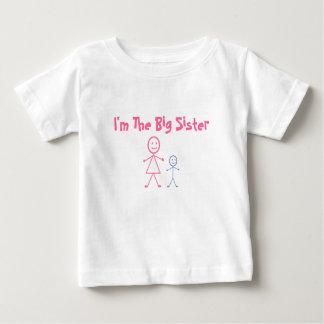 BIG SISTER LITTLE BROTHER SHIRT