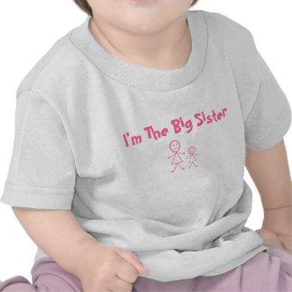 BIG SISTER, LITTLE SISTER SHIRT