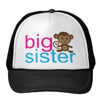 Big Sister Monkey Cap