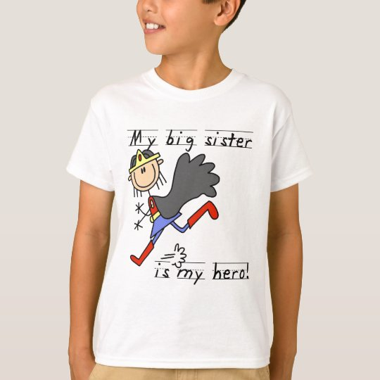 Big Sister My Hero T-shirts and Gifts