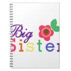Big Sister Notebook