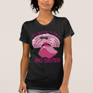 Big Sister Princess Tee Shirt