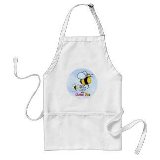 Big Sister - Queen Bee Standard Apron