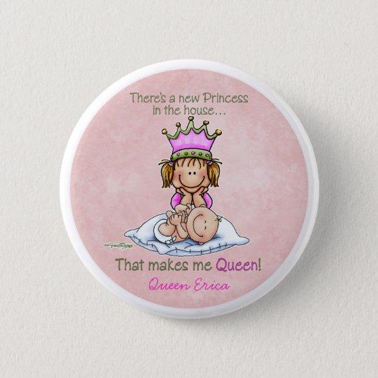 Big Sister - Queen of Princess 6 Cm