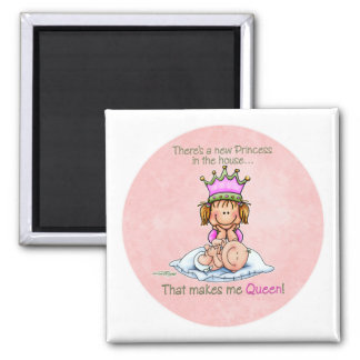 Big Sister - Queen of Princess Magnets
