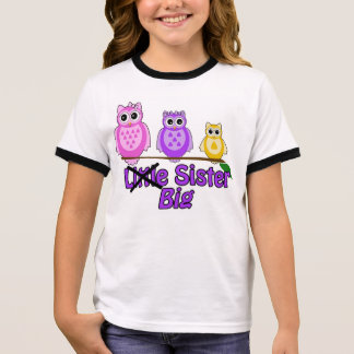Big Sister Ringer T-Shirt