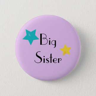 Big Sister Round Button
