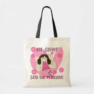 Big Sister Still the Princess Tote Bag