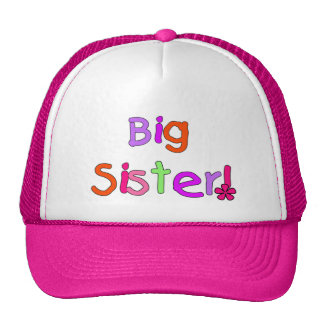 Big Sister T-shirts and Gifts Cap