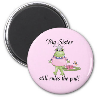 Big Sister T-shirts and Gifts Refrigerator Magnet